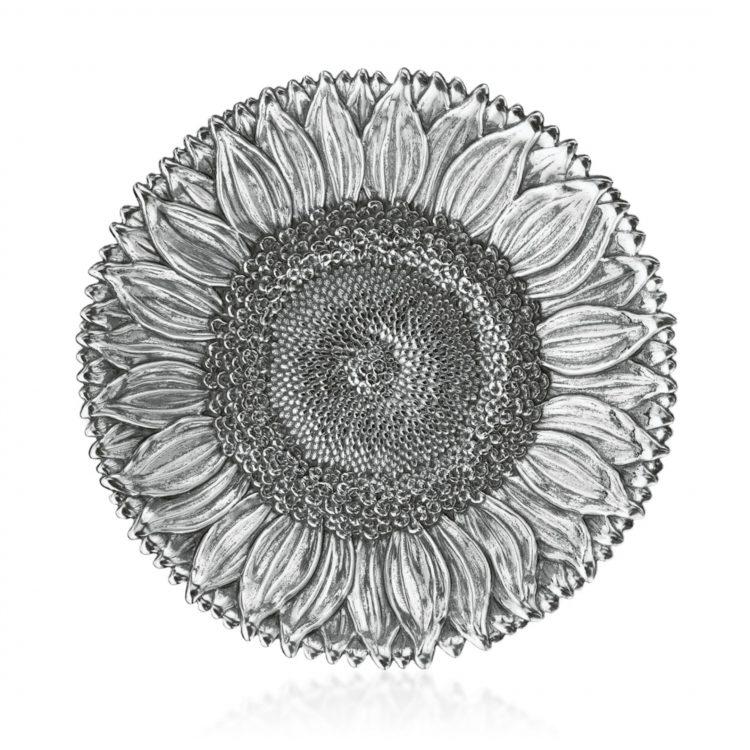 Fiore-Girasole buccellati silver sconto discount