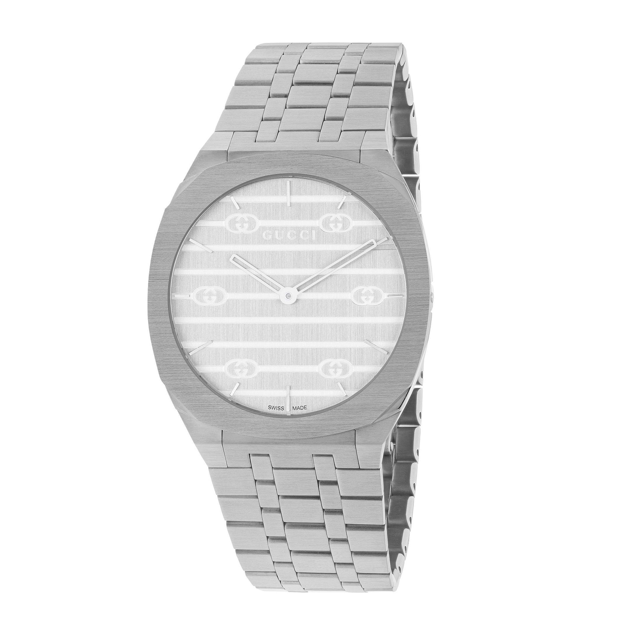 Orologio Gucci 25H 38 mm watch sconto discount