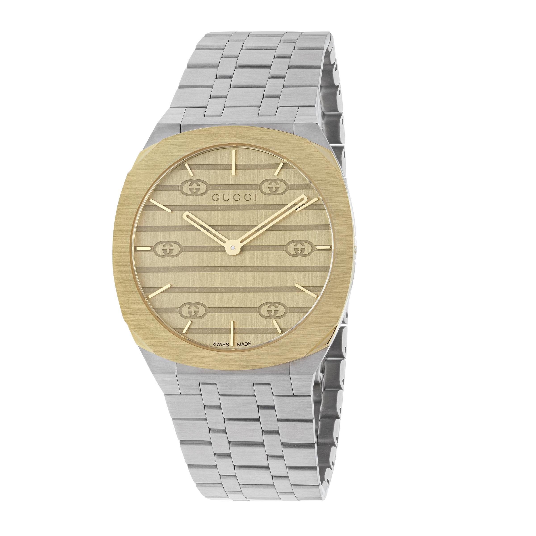 Orologio Gucci 25H38 mm watch sconto discount